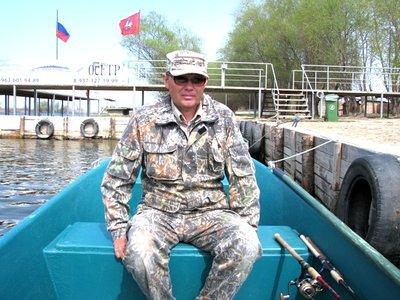 рыбалка на осетровых в московской области