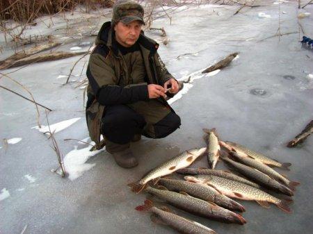 Рыбалка - пуще неволи! (продолжение)