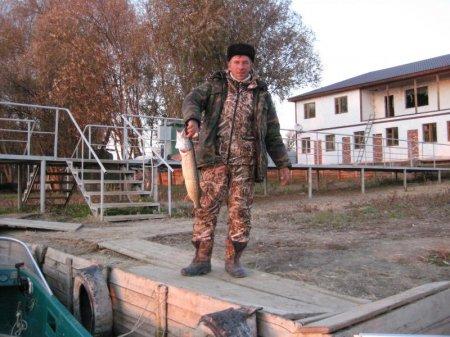 """""""Русфишинг"""" (rusfishing.ru) на """"Осетре"""""""